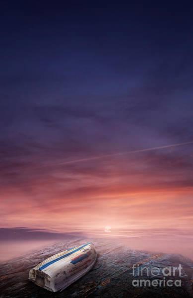 Photograph - Fantasy Landscape by David Lichtneker