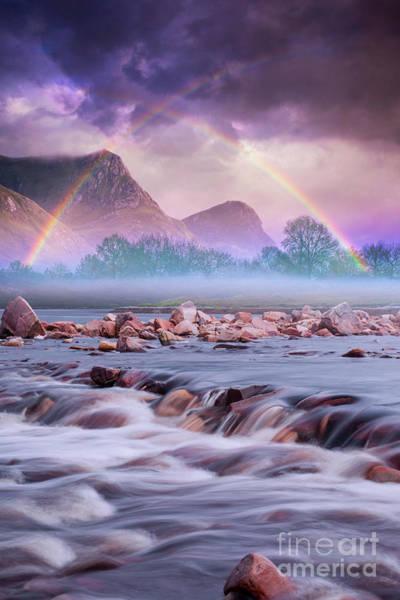 Photograph - Fantasy Landscape II by David Lichtneker