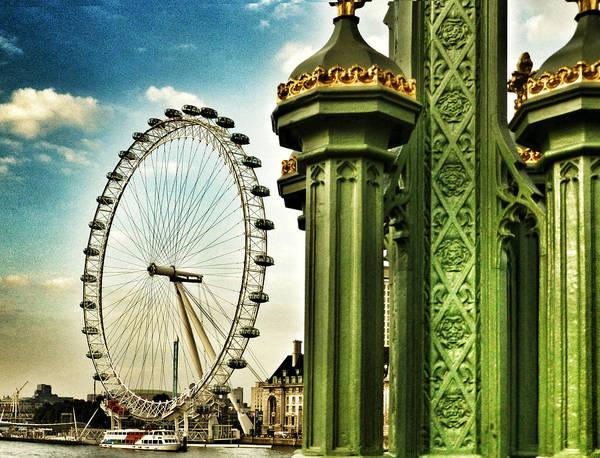 Millenium Photograph - Fantasy London by Connie Handscomb