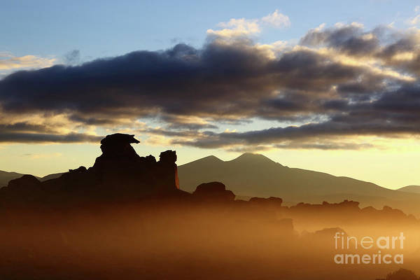Photograph - Fantasy Rock Castles Bolivia by James Brunker