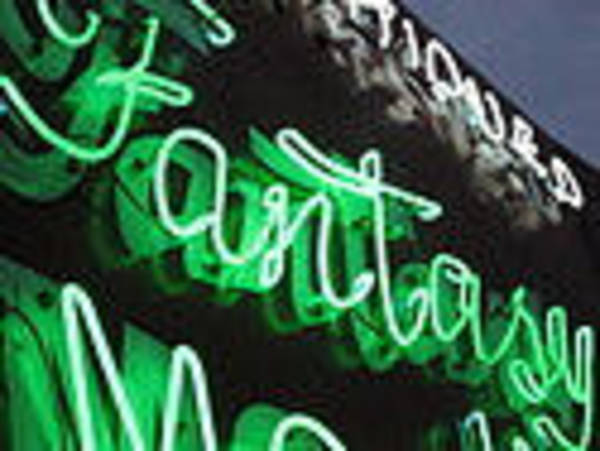 Visual Language Photograph - Fantasy- Signs Of The Stimes-top Neon Graffiti Collection by Signsofthetimescollection