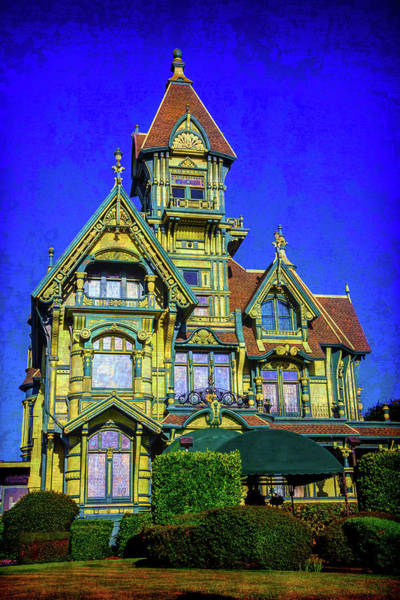 Wall Art - Photograph - Fantasy Victorian by Garry Gay