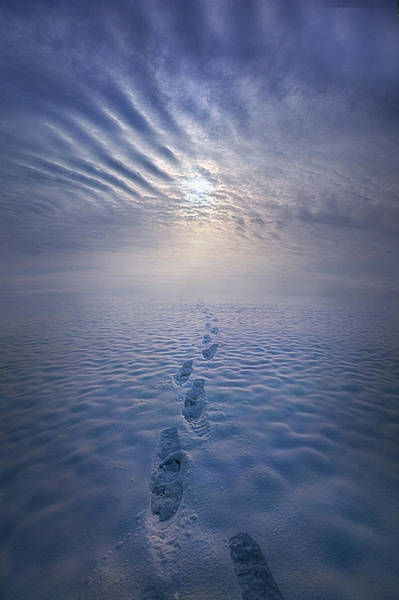 Photograph - Far And Away by Phil Koch