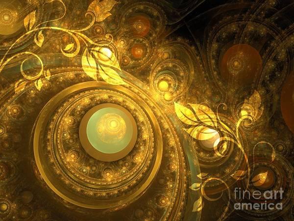 Digital Art - Far Away by Michal Dunaj