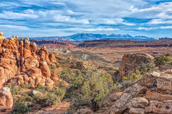 Photograph - Far Horizon by John M Bailey