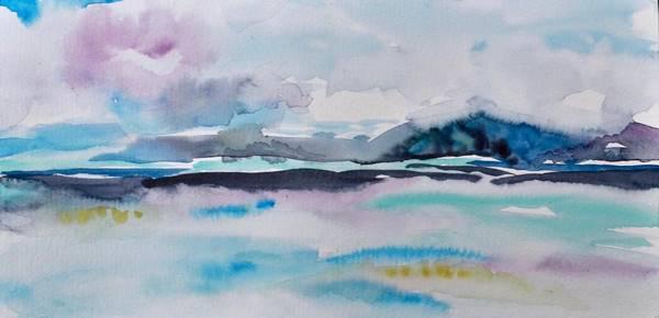 Painting - Faraway by Beverley Harper Tinsley