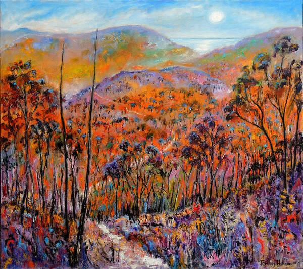 Painting - Faraway Kingdom by Jeremy Holton