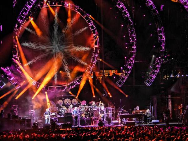 Phil Lesh Photograph - Fare Thee Well by David Powell