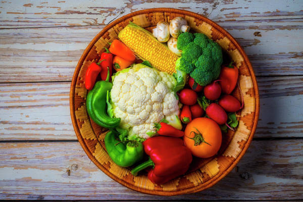 Wall Art - Photograph - Farm Country Vegetables by Garry Gay