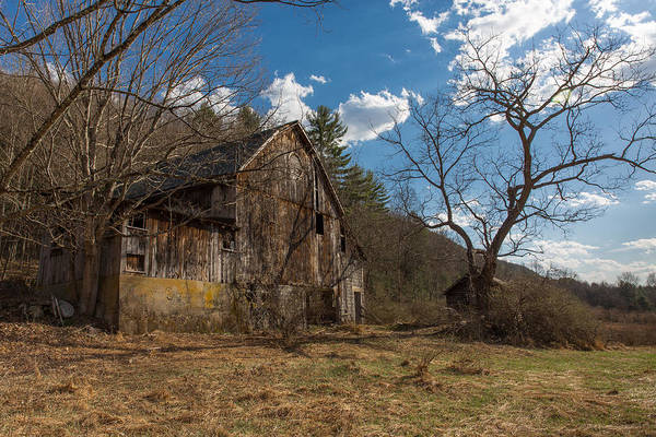 Photograph - Farm Forgotten by Sara Hudock