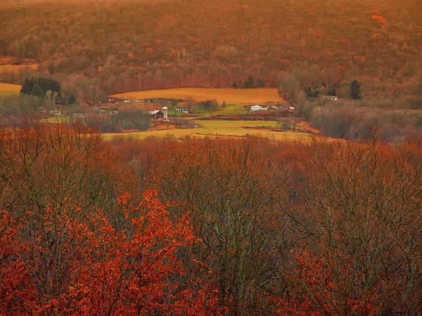 Photograph - Farm From The Appalachian Trail 2 by Raymond Salani III