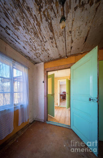 Photograph - Farm House Interior by Inge Johnsson