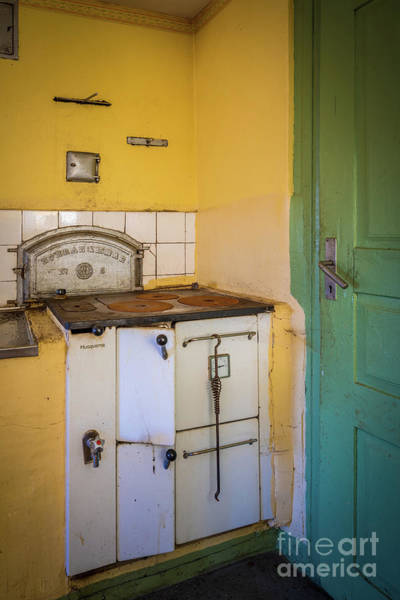 Photograph - Farm House Stove by Inge Johnsson