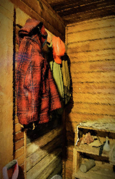 Photograph - Farm Jackets by Tom Singleton