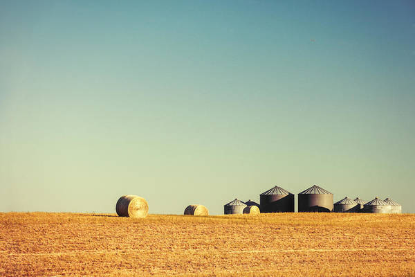Bin Wall Art - Photograph - Farm Land by Todd Klassy