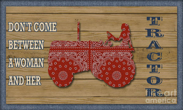 Wall Art - Painting - Farm Life-jp3230 by Jean Plout