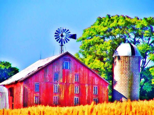 Photograph - Farm Near Gettysburg by Bill Cannon