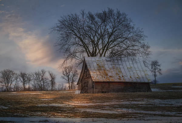 Wall Art - Photograph - Farm Shed 2016-1 by Thomas Young