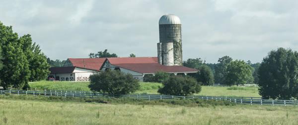 Photograph - Farm #silo #rural by Andrea Anderegg