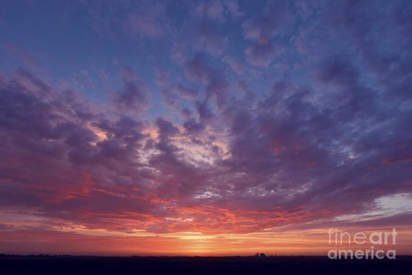 Photograph - Farm Sky by Tim Wemple