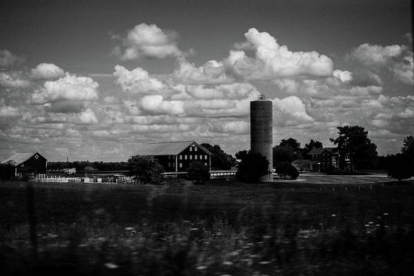 Photograph - Farm by Sue Conwell