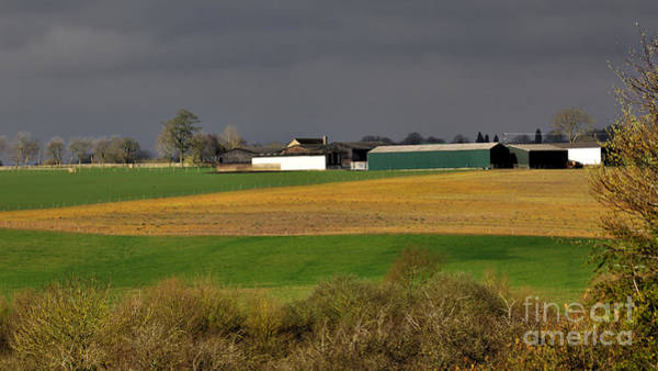 Photograph - Farm View by Jeremy Hayden
