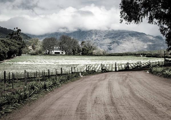 Wall Art - Photograph - Farm Yard by Kyle Goetsch