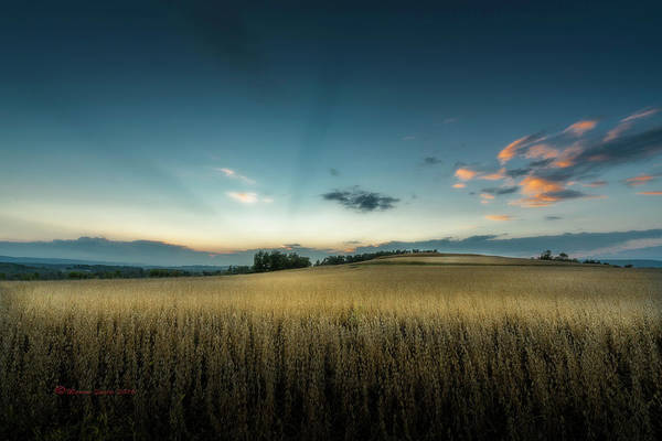 Wall Art - Photograph - Farmers Field by Marvin Spates