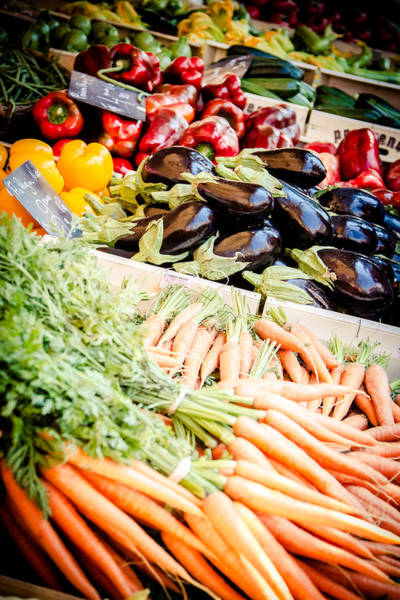 Photograph - Farmer's Market by Jason Smith