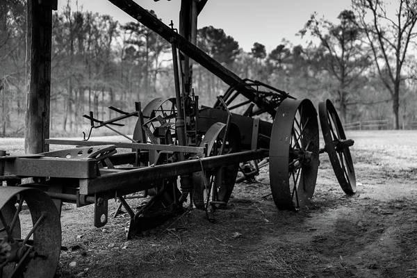 Photograph - Farming Equipment by Doug Camara