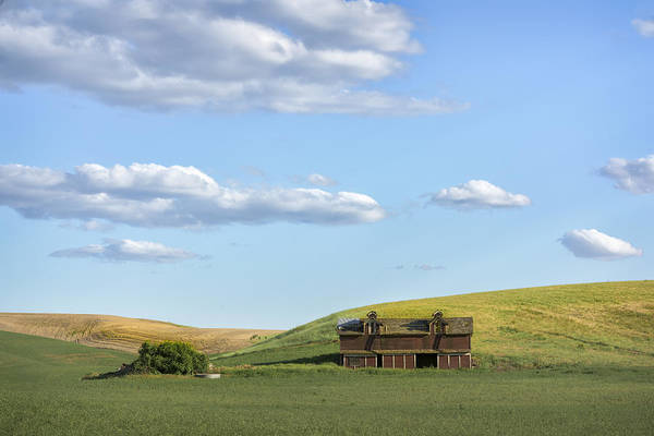 Photograph - Farming In Washington by Jon Glaser
