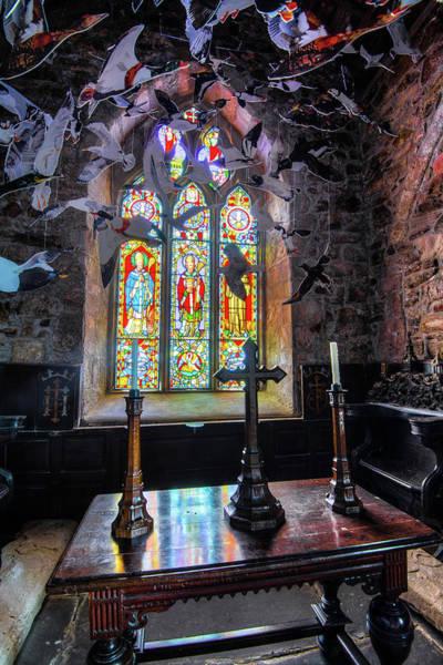 Photograph - Farne Island Church by Dennis Dame