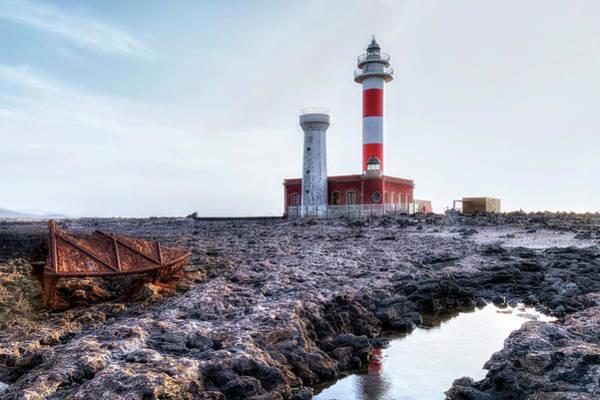 Wall Art - Photograph - Faro El Cotillo - Fuerteventura by Joana Kruse