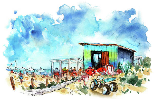 Painting - Farol Island 05 by Miki De Goodaboom