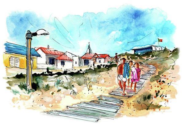 Painting - Farol Island 06 by Miki De Goodaboom