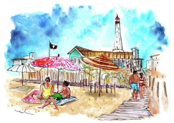 Painting - Farol Island 07 by Miki De Goodaboom