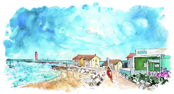 Wall Art - Painting - Farol Island 10 by Miki De Goodaboom
