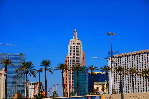 Photograph - Fascination Las Vegas by Susanne Van Hulst