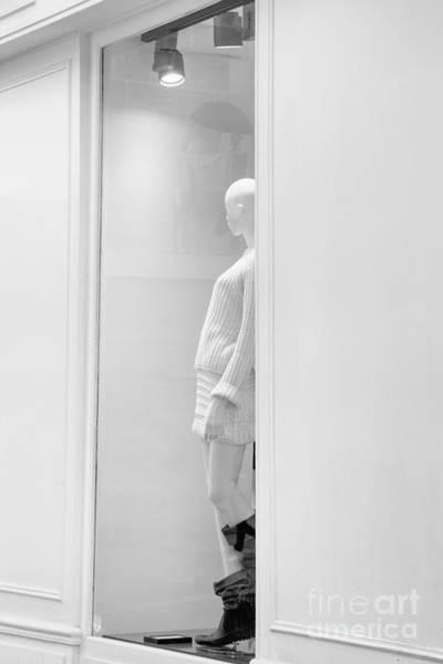 Photograph - Fashion Capital Paris by Hitendra SINKAR