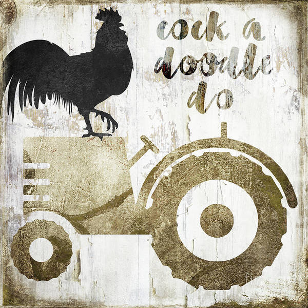 Wall Art - Painting - Fashion Farm by Mindy Sommers