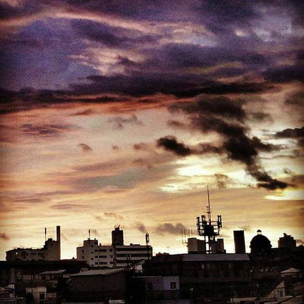 Strong Wall Art - Photograph - Fast Cloud Early Morning by Nori Strong