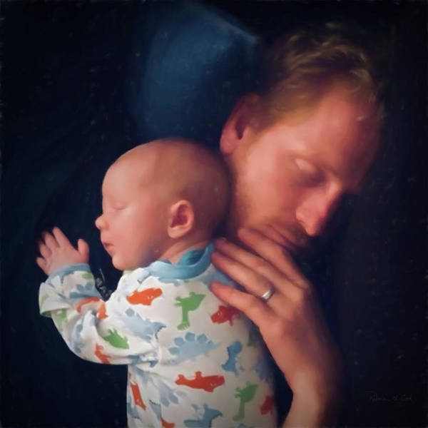 Photograph - Father And Son Nfs by Bellesouth Studio