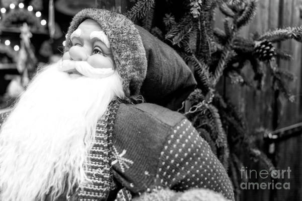 Photograph - Father Christmas In Munich by John Rizzuto