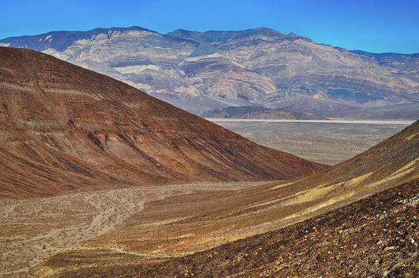 Photograph - Father Crowley Point Death Valley by Kyle Hanson