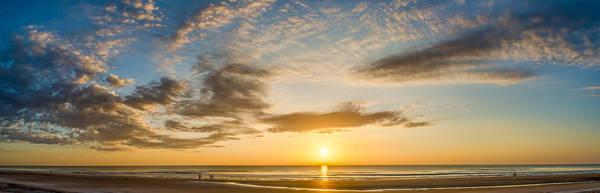 Photograph - Father's Day Sunrise Daytona Beach by David Hart