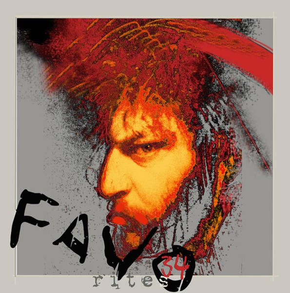 Digital Art - Favo Rites 34 by Cliff Spohn