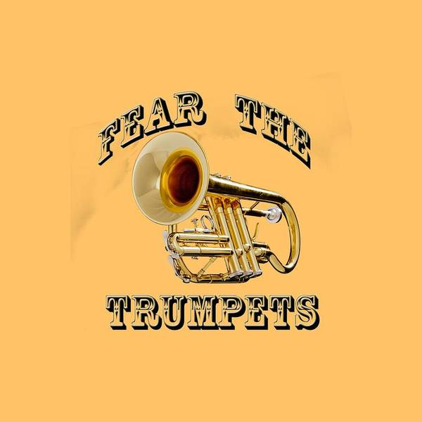 Photograph - Fear The Trumpets. by M K Miller