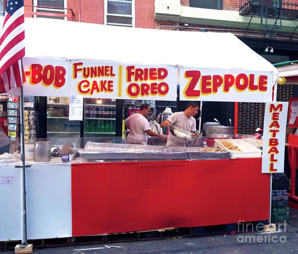 Photograph - Feast Treats New York City by John Rizzuto