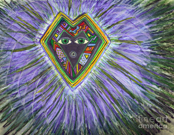 Painting - Feather Dancer by Susan Hendrich