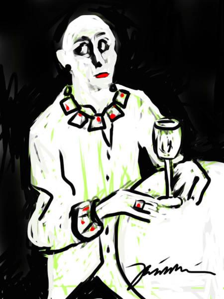Digital Art - February Fifteen by Jean Pacheco Ravinski